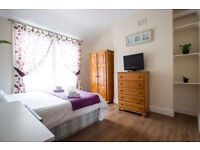 STAY FOR 1 MONTH? JUST ASK ME - STUDIO APARTMENTS SHORT HOLIDAY LONDON (#P7)