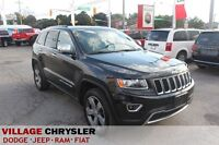 2015 Jeep Grand Cherokee LIMITED 4X4 NAVIGATION,20 RIMS,LEATHER,