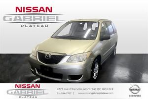 2004 Mazda MPV GS, MAGS, 7 PASSAGER, GROUPE ELECT.