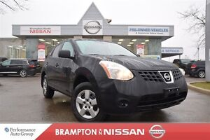 2009 Nissan Rogue S *Power package,Cruise*