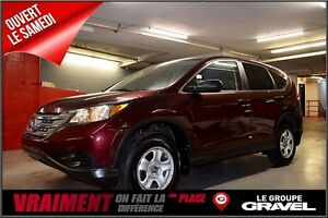 2014 Honda CR-V LX AWD CAMERA BLUETOOTH!