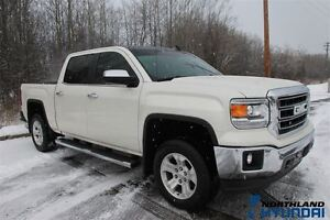 2015 GMC Sierra 1500 SLT/LOADED/HTD AC Seats/Nav/Bose Sound/4X4 Prince George British Columbia image 4