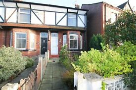 3 Bedroom terrace, fitted kitchen, bathroom in the heart of Ashton