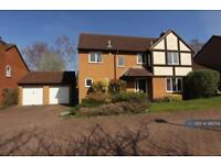 4 bedroom house in Hollyhook Close, Crowthorne, RG45 (4 bed)
