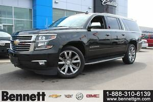 2015 Chevrolet Suburban LTZ - Navigation, Heated and Cooled Seat