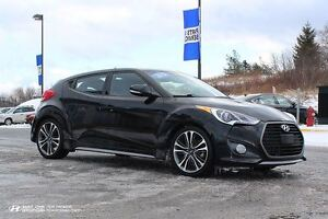 2016 Hyundai Veloster Turbo! LEATHER! NAV! 2 SETS OF TIRES!