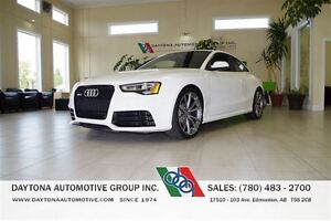 2014 Audi RS 5 LOCAL 1 OWNER NO ACCIDENTS AWD