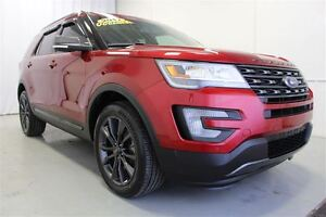 2017 Ford Explorer XLT 6 PASSAGERS