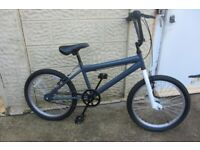 BMX LIKE NEW CONDITION 20inch WHEELS