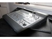 M-Audio ProjectMix I/O Motorised Control Surface Firewire 18x14 Audio and midi Interface.