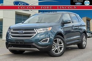 2016 Ford Edge FORD COMPANY DEMO, 0% FINANCE OR LEASE!