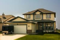 Fully Dev Walkout, backing onto STRATHMORE GOLF COURSE