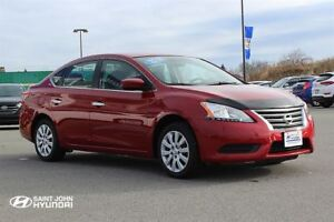2014 Nissan Sentra 1.8 S! One Owner! Barely Driven! $72 BI-WEEKL