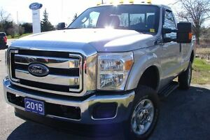 2015 Ford F-250 XLT nice clean truck