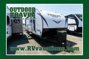 2019 Forest River TRACER BREEZE 31BHD BUNK HOUSE TRAVEL TRAILER
