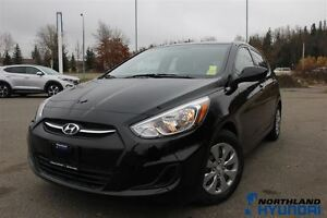 2016 Hyundai Accent Auto/LOW KMS/AUX/ECO/Traction Control Prince George British Columbia image 13