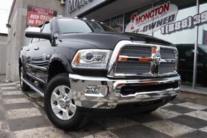 2016 Ram 2500 Longhorn | Back-up cam | Heated seats