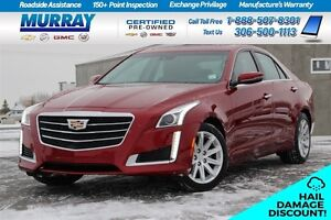 2015 Cadillac Cts Luxury*FINANCING AS LOW AS 0.9%* HAIL DAMAGE