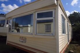 Static Caravan for Sale - COSALT COASTER- DOUBLE GLAZED!!