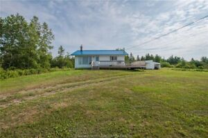 1 Acre lot and home on Murray road