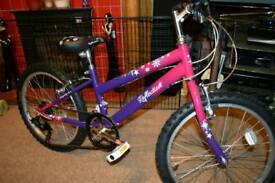 Brand new girl's. Bicycle