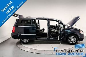 2014 Chrysler Town & Country Touring-L, DÉMARREUR, A/C