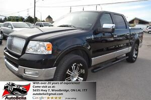 2006 Lincoln Mark LT 4X4 Crew Cab, Leather Sunroof No Accident