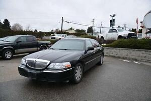 2003 Lincoln Town Car Executive L, LEATHER, V8