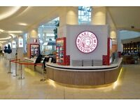 THE EARL OF SANDWICH, BLUEWATER - SUPERVISOR & TEAM PLAYERS REQUIRED