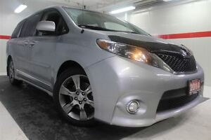 2014 Toyota Sienna SE Sunroof Btooth BU Camera Pwr Gate Cruise A