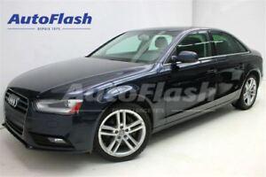 2013 Audi A4 Premium-Plus Quattro * Push-Start *Navigation*