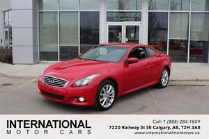 2011 Infiniti G37 COUPE! LOW KMS! MINT! EXHAUST!
