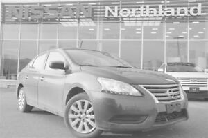 2013 Nissan Sentra 1.8/S/Power Locks+Windows/Auto/AUX