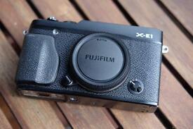 Fujifilm X-E1 (Reduced)