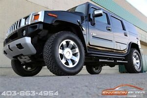 2009 Hummer H2 LUXURY PKG - 20IN CHROME WHEELS - FINAL YEAR
