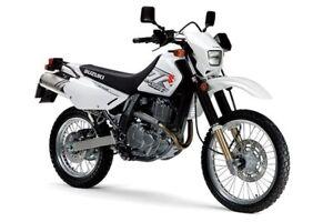 2018 Suzuki DR650SE