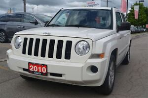 2010 Jeep Patriot Sport/North/AS-IS/REMOTE STARTER!!!