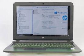 HP Pavilion Gaming Laptop 15-ak000na Geforce 950M/i5 6300HQ