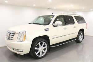 2013 Cadillac Escalade ESV Leather| Sunroof| Captians| PST Paid Regina Regina Area image 2