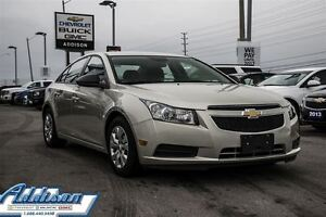 2014 Chevrolet Cruze 2LS one owner, accident free