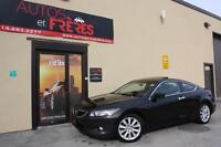 2008 Honda Accord V6 Coupe // 6-SPEED // NOIR SUR NOIR!