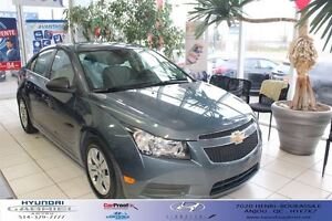 2012 Chevrolet Cruze LS No cashdown required. Financing up to 96