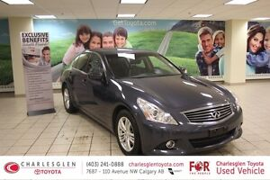 2012 INFINITI G37 Sedan AWD - Navigation Package
