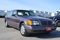 1992 Mercedes-Benz 500 SEL ONLY 98000Km