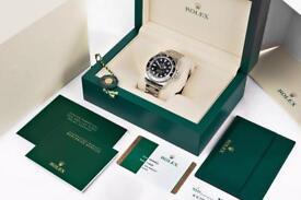 Rolex Paperwork