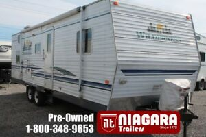 2007 Fleetwood Wilderness 280FQS Travel Trailer