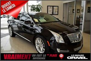 2013 Cadillac XTS Platinum - AWD - CRUZE ADAPTATIF