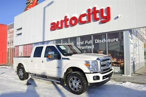 2016 Ford F-250 Lariat | Heated/AC Leather | SYNC | Sunroof |