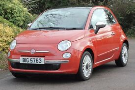 *Beautiful*2008 Fiat 500 1.3 Multi-Jet Diesel 3DR, Panoramic Roof, 12 Months Warranty