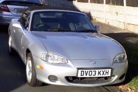 Mazda mx5 mk 2